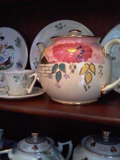 Nana's teapot